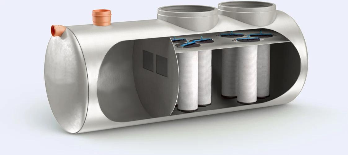 Сепаратор нефтепродуктов Biolos-NP