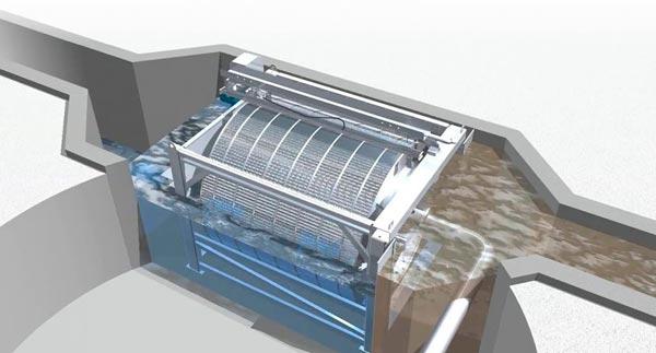 биореактор для очистки сточных вод картинка